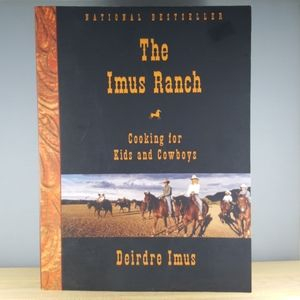 Cook Book THE IMUS RANCH, Vegetarian Cooking, 2005